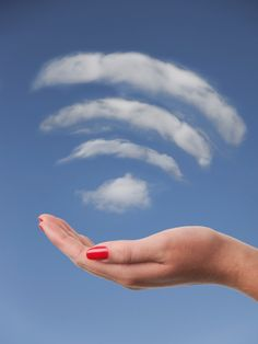 View top-quality stock photos of Female Hand With Clouds As Wifi Symbol. Find premium, high-resolution stock photography at Getty Images. Digital Media, Symbols, Hands, Clouds, Stock Photos, Technology, Female, Random Stuff, Butterfly