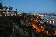 Blue Lantern Inn B&B, Dana Point, California.  Had the pleasure of staying there many years ago.  Fell in love with Dana Point & have wanted to move there since.  #DanaPoint #California #Icantevenaffordtolookatpicturesofrealestatethere