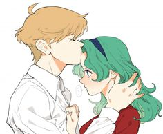 Sailor Moon / Uranus and Neptune