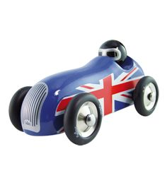 French Toy with Brittish shout out!