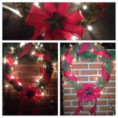 Country Christmas by WonderlandGlassShop on Etsy, $50.00