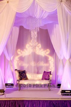 minus the backdrop, but keep the pillows for the bride and groom