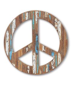 Finders Keepers Peace Wall Art