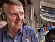 Harry Kalas.  The legendary voice of Philadelphia Phillies baseball and maybe more prominently recognized as the Voice of NFL Films.