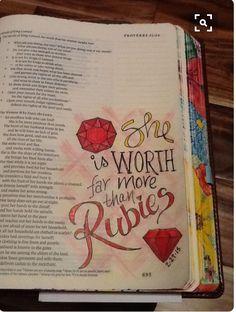 Proverbs Sherrie Bronniman - Art Journaling: In My Bible My Bible, Bible Art, Bible Scriptures, Bible Quotes, Bible Drawing, Bible Doodling, Bible Study Journal, Scripture Study, Scripture Journal