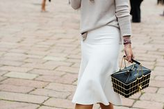 basket bag <3 http://www.thesartorialist.com/archives/page/201411/