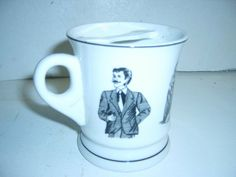 mustache mug by greilstreasures on Etsy, $14.00