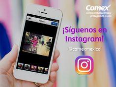 Somos tus aliados para hacer de tus sueños una realidad. Síguenos en instagram @comexmexico  #ComexPinturerías