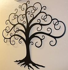 tree of life arts and crafts design - Google Search