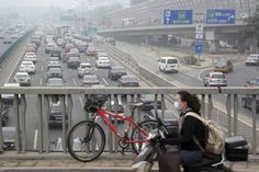 Air pollution causes lung cancer, World Health Organization says