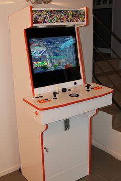 Construire une borne d'arcade soi-même – Sommaire   Arcade DIY