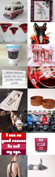 TGIF by Susan on Etsy--Pinned+with+TreasuryPin.com