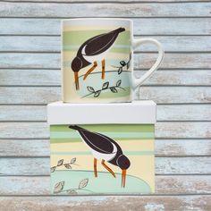Oyster catcher mug