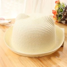 Baby Fashionable Straw Hat for Summer Straw Hats c58d7b59763b