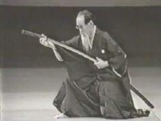 Sugino Sensei 10th Dan Master of Katori Shinto Ryu