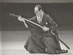 Sugino Sensei 10th Dan Master of Katori Shinto Ryu