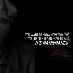 Hip Hop Lyrics, Song Lyrics, Mos Def, Hip Hop Quotes, Quotable Quotes, Qoutes, All About Music, Mathematics, Storytelling