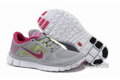 http://www.jordanaj.com/women-nike-free-50-v4-white-grey-red.html WOMEN NIKE FREE 5.0 V4 WHITE GREY RED Only $65.00 , Free Shipping!