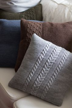 Home Knitted Textiles Design