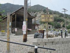 Utah Valley Family Adventures: Ophir Historical Site