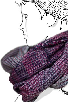 008 playtime - infinity scarf XXL Woven generative Design Infinity, Tools, How To Wear, Pictures, Design, Photos, Design Comics, Infinite, Resim