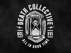 Death Collective 2016 on Behance
