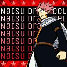 """Perfil para la página de Facebook """"Natsu Dragneel"""""""