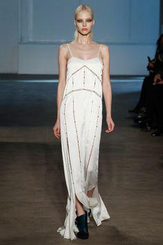 Derek Lam Fall 2014 - NYFW - Fashion Runway