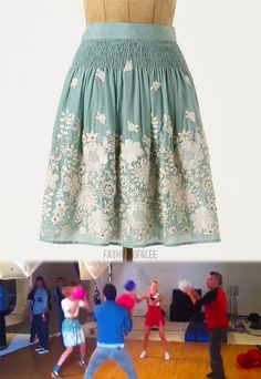 "another adorable ""fashion of glee"" find"