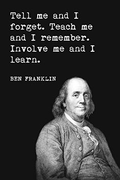 Benjamin Franklin - He That Is Good For Making Excuses, motivational poster print: High quality poster on durable paper. Size: 12 x 18 inches. Printed in the USA. Wise Quotes, Quotable Quotes, Famous Quotes, Words Quotes, Great Quotes, Wise Words, Quotes To Live By, Motivational Quotes, Inspirational Quotes