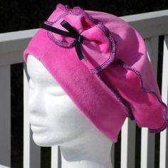 Bonnet chapeau béret velours enfant confortable unique hiver
