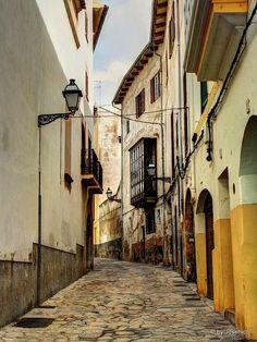 Calle de Palma - Mallorca, Spain