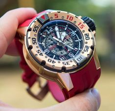 Spring drive is a new activity made use of in watches. It was established by Seiko Epson as well as is now utilized in Seiko Spring drive watches. Richard Mille, Elegant Watches, Beautiful Watches, Sport Watches, Cool Watches, Latest Watches, Popular Watches, Fine Watches, Watches Online