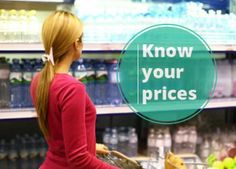 Save by Knowing How Much Your Favorite Items Cost