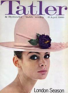 Patti Hansen, Lauren Hutton, Suzy, Otto Lucas, Caroline Reboux, Jean Shrimpton, David Bailey, Thing 1, Vogue Magazine