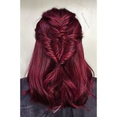 """""""Fresh color and braids of the day I used Igora Royal 9-98 2parts and 6-99 one part with 10vol. There are also some pieces of L-89 Fashion Lights…"""""""