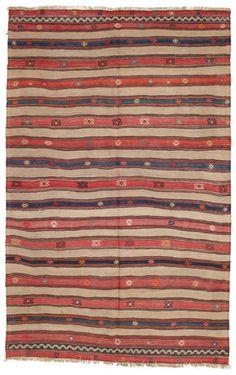 Kelim Fetiye tapijt MNGA43 236x149 van Turkije - CarpetVista (€686.00) - Svpply