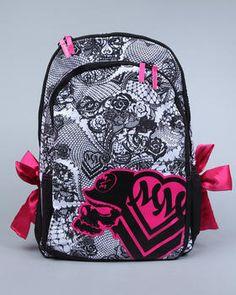 Metal Mulisha - Bookin Backpack <3