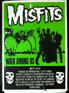 Danzig, Misfits, & Samhain