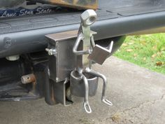 Coolest truck hitch...