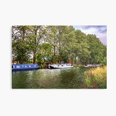 Framed Prints, Canvas Prints, Art Prints, River Thames, Art Boards, Stretches, Digital Art, My Arts, Printed