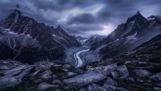 MER DE GLACE by Nico Rinaldi landscapes photography