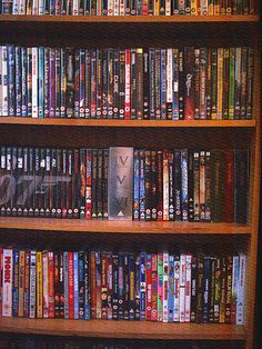 I have a passion for movies. Not necessarily good movies, but movies I enjoy. Here's a fair chunk of my DVD collection. Some TV stuff in there too. Theres 2 more shelves off the bottom of the pic. The video/book case is next to it and that's full too Barney, Christmas, and the rest of the team come face-to-face with Conrad Stonebanks, whose mission is to end The Expendables.  - http://theexpendables3film.com/