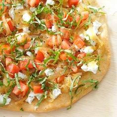 Thin Crust Pizza Dough Recipe from Taste of Home -- shared by Theresa Rohde, Scottville, Michigan