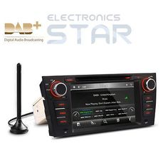 Bmw e90/e91/e92/e93 stereo #radio in car cd dvd #player gps dab+ #bluetooth dvr r,  View more on the LINK: 	http://www.zeppy.io/product/gb/2/121720678310/