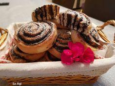 Kakaós csiga 🐌 Sweets, Cake, Ethnic Recipes, Desserts, Food, Candy, Pastel, Deserts, Good Stocking Stuffers