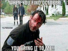No creo que pueda esperar hasta octubre 😭
