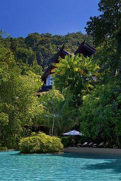 The Andaman, Malaysia