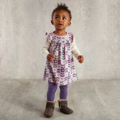Leticia Double Decker Dress