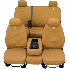 Tough As Nails Seat Covers With Heavy Duty Carhartt Duck Weave Fabric Custom Patterned For A Perfect Fit Available Front Middle And Rear Rows